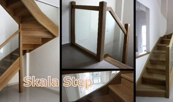 Skala Step | Δρυς Γυαλί